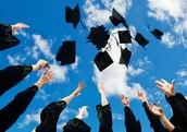 Graduate high school in the top 10%