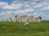 Eclipse stones in England.