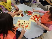 Kinder Thanksgiving rotations are always a hit.