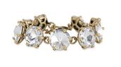 Amelie Sparkle Gold Bracelet