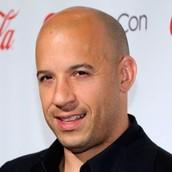 Vin Diesel as Benedick