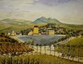 Sugar Plantation, St. Croix, Danish West Indies, ca. 1840