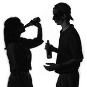 Percent of Teens That Abuse Alcohol and Illicit Drugs