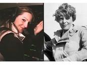 Amelia Rose Earhart?