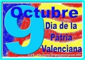 ¿QUE SE CONMEMORA EL 9 DE OCTUBRE EN VALENCIA?