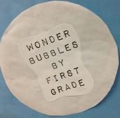 Beth Mitchell:  Wonder Bubbles