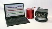 Electronic Computerized Seismograph
