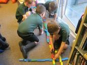 Building a bridge...