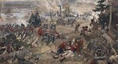 Durning the war of 1812