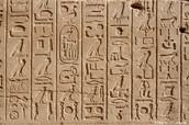Different Types Of Hieroglyphics