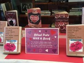 """Blind Date with a Book"""