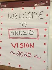 ARRSD Strategic Planning in Action!