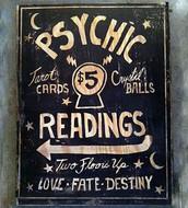 Psychic fair Cheyenne