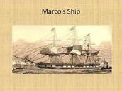 Ship the Polos sailed on