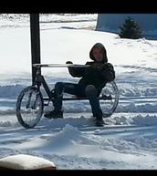 Maverick's Bike