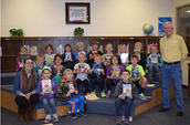 Kiwanis Read to Succeed Program at VPE