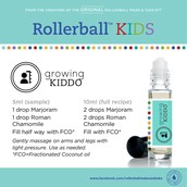 Growing Kiddo Rollerball Blend for Kids