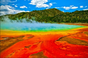 Come to Yellowstone National Park