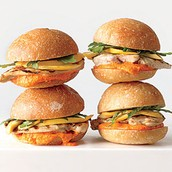 Mini Chicken Sandwiches!