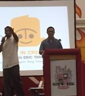 Eric Tan - Keynote speaker