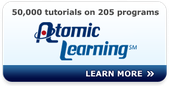 Did you know that students can access Atomic Learning?