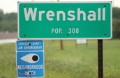 Wrenshall Population