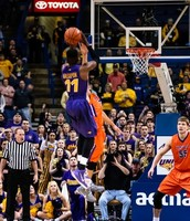 UNI Basketball upsets