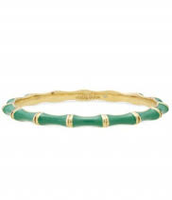 Julep Bangle - Green --SOLD