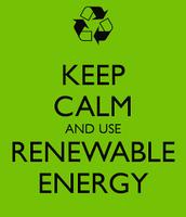 Mojor Types Of Renewable Energy