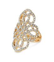 SOLD - Haven Adjustable Ring