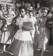 Eisenhower and the desegregation of the South