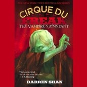Vampire's Assistant Book Cover