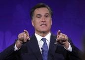 Mitt Romney Says No!