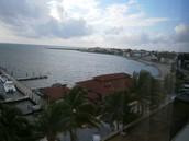 In Belize - L'écotourisme!