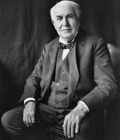 Inventor: Thomas Edison