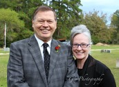 Missionaries John and Deborah Wolfram