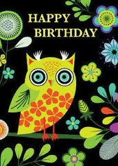 Look Whooo's Having a Birthday: