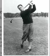 Bobby Practice Swinging