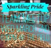 Sparkling Pride Local Meetup 3/2