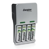 (not available yet) Energizer Maxi Battery Charger with 4x AA 1300mAh Batteries £20