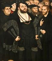 Luther and His Reformers