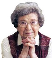 The author Beverly Cleary
