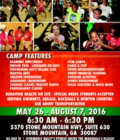 Summer Camp SMCC