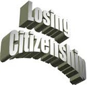 LOSING CITIZENSHIP