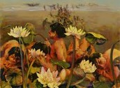 Group of Lotus Eaters