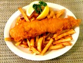 Fish asd chips
