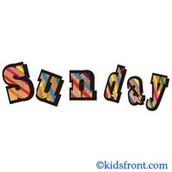 Sunday Hours