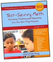 Test-Saavy Math in the Mail