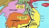 Cambodia attacks on South Vietnam