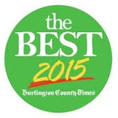 BEST of Burlington County!